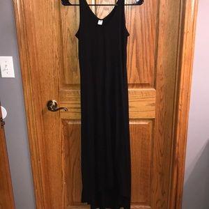 Old Navy Sleeveless Maxi Dress 🖤